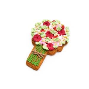 Cookie Card Obrigado - Cartão em foma de Biscoito