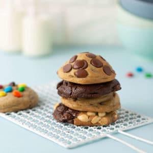 Soft Cookie Baunilha - Un.