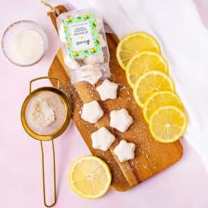 Di Limone - Biscoito Canestrelli com limão