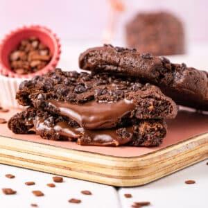 Soft Cookie Brigadeiro de Panela - Un.