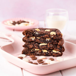 Soft Cookie Triplo Chocolate - Un.